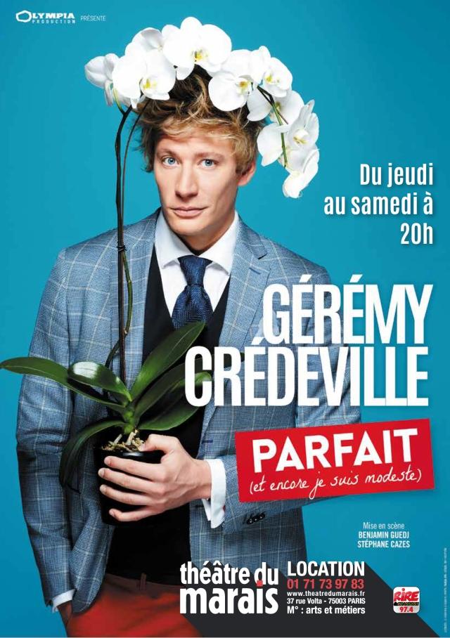 Gérémy Crédeville