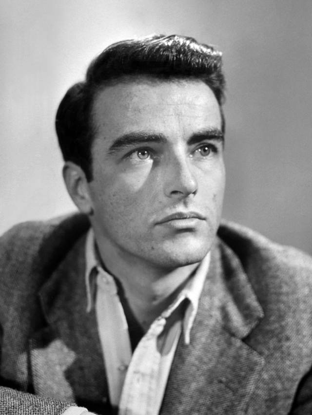 Montgomery Clift - Photo de la couverture de Life 1948 (Public Domain) copie