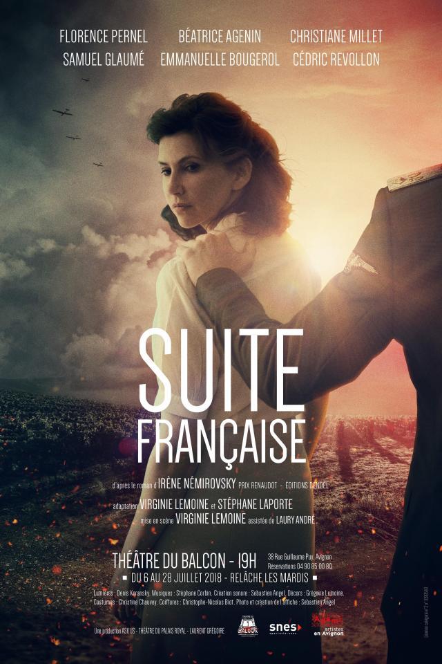Affiche Suite Française HD 11 juin