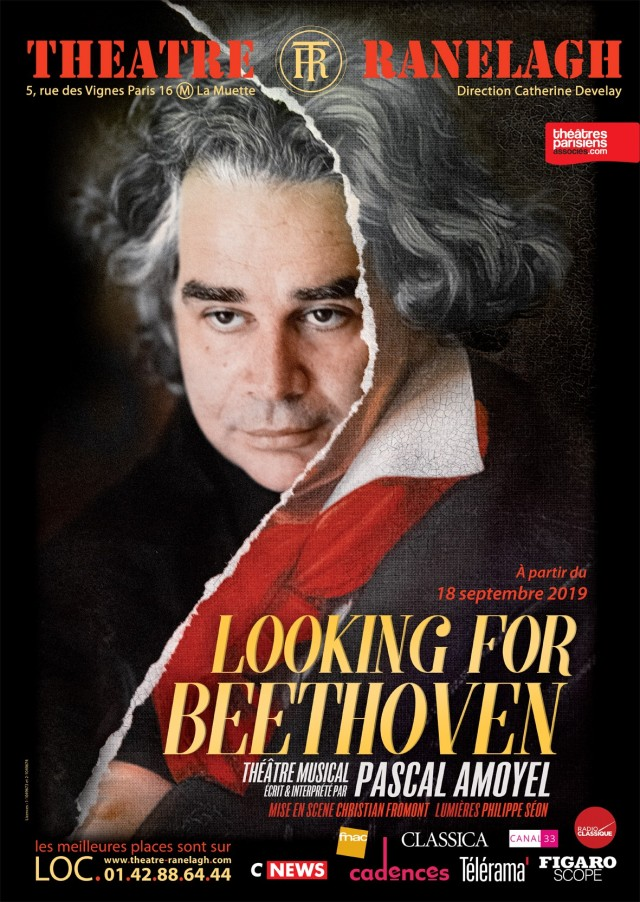 LOOKING FOR BEETHOVEN Paris Ranelagh affiche déf.
